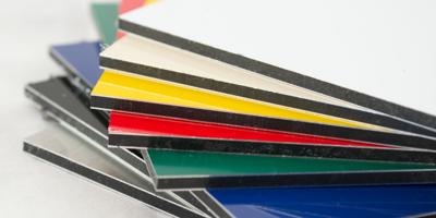 Picture of EcoBond Composite Aluminium Sheets