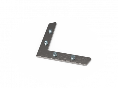 Picture of Comhan Cornerconnector L Steel Hexagon for T-17 and T-23