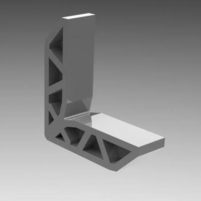Picture of EPS.REDY EQ ABS Corner Angle, PVC