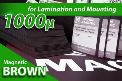 Picture of Guandong Brown Magnet for Lamination & Mounting