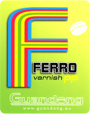 Picture of Guandong Ferro Film - White PP