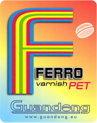 Picture of Guandong Ferro Film - White PET