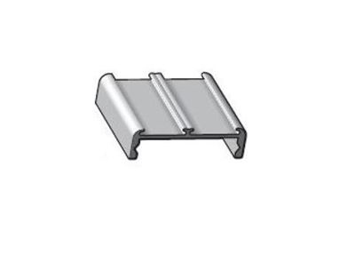 Picture of Alusign Indoor Face Panel Profile, 2 Slidings