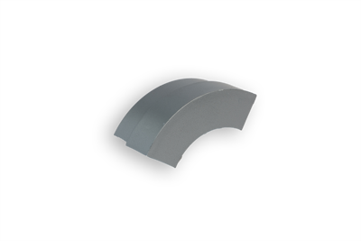 Picture of SIGNax framAL, PVC Cap for Connection Bends