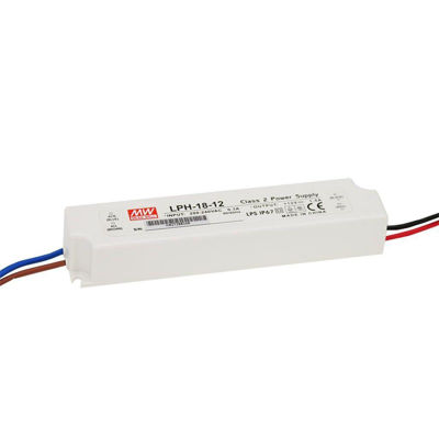 Picture of Mean Well LED Driver LPH-18-12