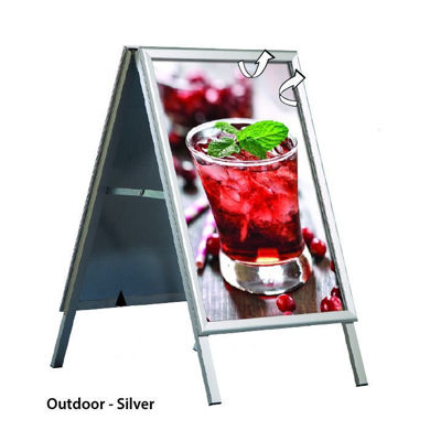 Picture of M&T Displays A Board - ECO Outdoor