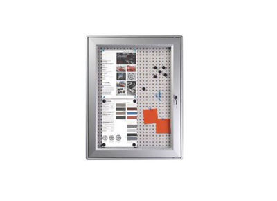 Picture of M&T Displays Noticeboard M&C
