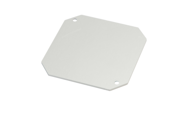 Picture of Alusign Outdoor Square Post Tab Alu