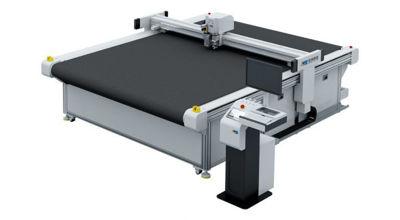 Picture of JWEI CB08II-2516PM Flatbed Digital Cutter