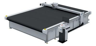 Picture of JWEI CB08II-5516PM Flatbed Digital Cutter