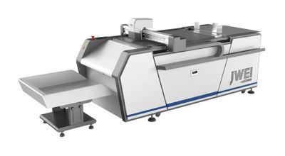 Picture of JWEI LST03-0806-RM Box Cutting and Creasing Plotter