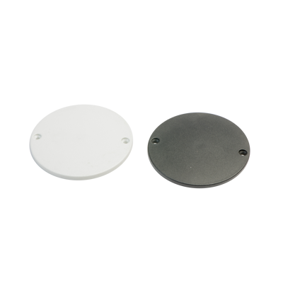 Picture of Alusign Outdoor Circular Post Tab PVC
