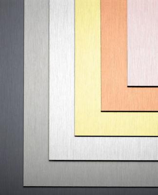 Picture of DIBOND® Butlerfinish Composite Aluminium Sheets